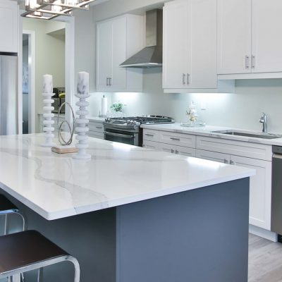 Stone Countertops in Kitchen